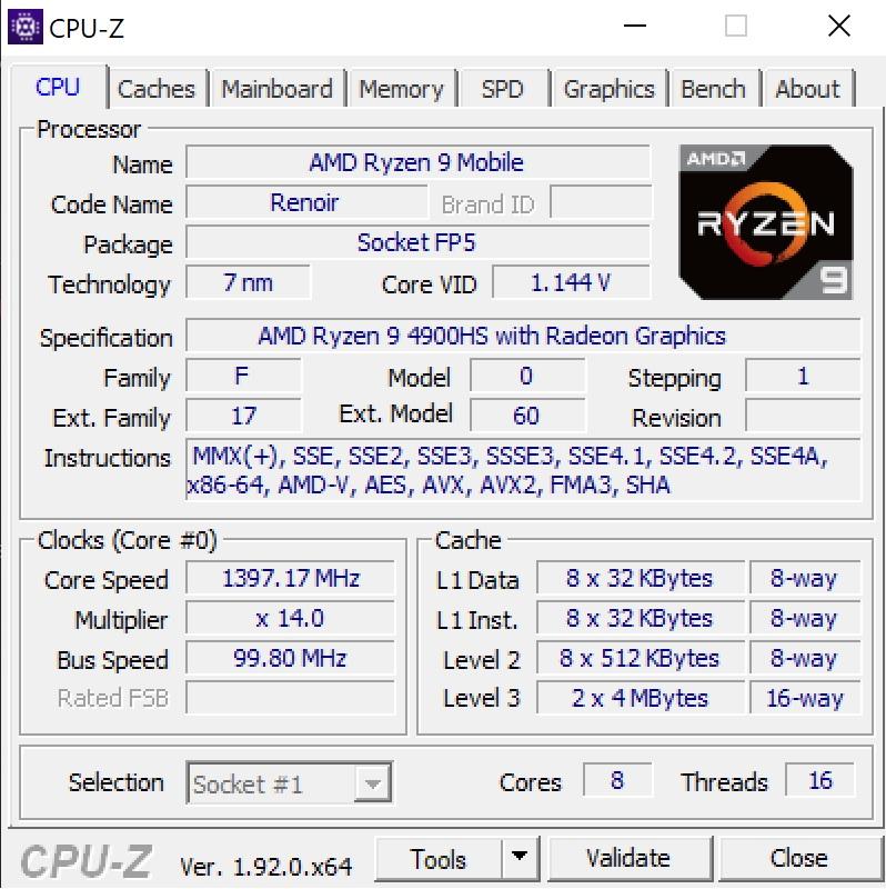 Recenzja ASUS Zephyrus G14 - maszyna gamingowa inna niż wszystkie 7