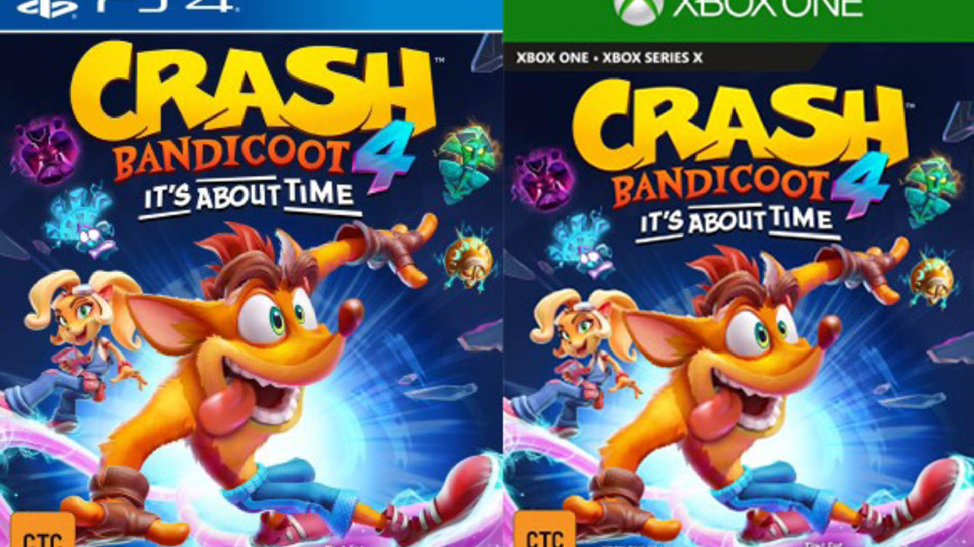 Tęskniliście za szalonym jamrajem? Szykujcie się na Crash Bandicoot 4: It's About Time! 18