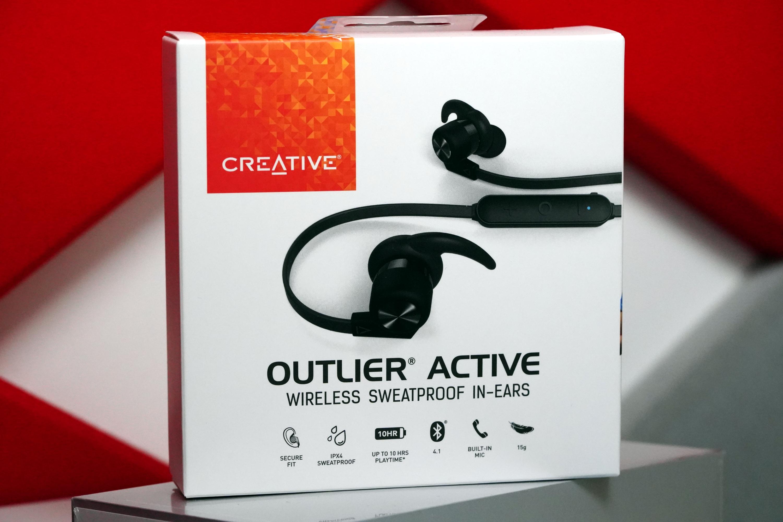 Creative Outlier Active - bezprzewodowe słuchawki dla długodystansowców (recenzja) 17
