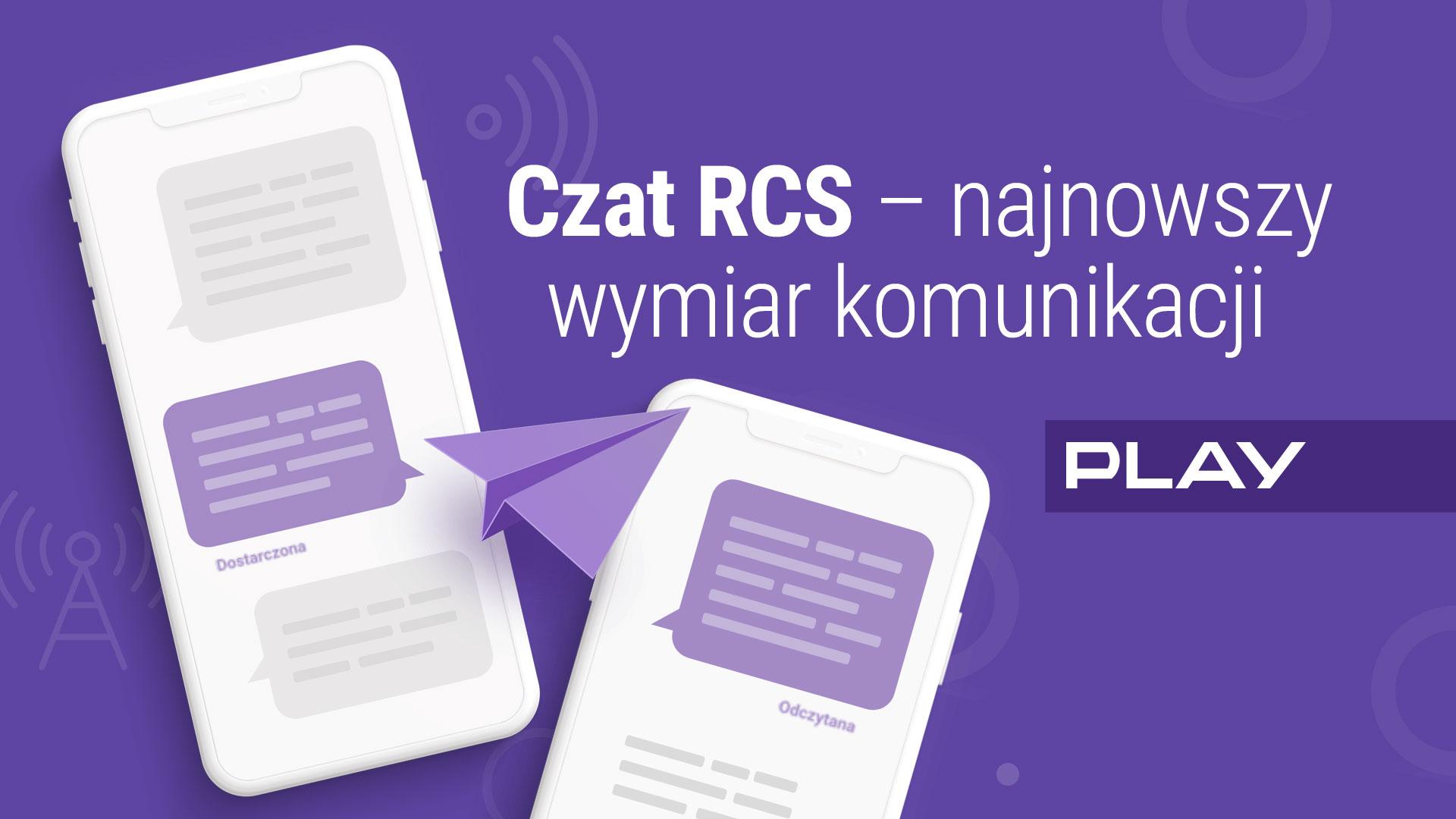 Play wprowadza czat RCS, czyli następcę SMS-a, do trzech modeli smartfonów Samsunga 17 rcs