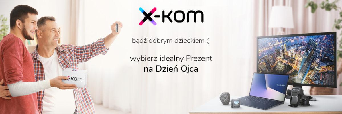 Promocja na sprzęty w działach Smart Home i gaming w x-kom w sam raz na Dzień Ojca 21 promocja