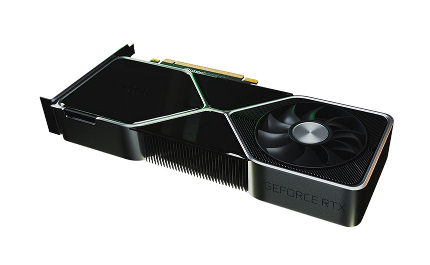 Nvidia Ampere tuż za rogiem! Wyciekł prawdopodobny wygląd karty GeForce RTX 3080
