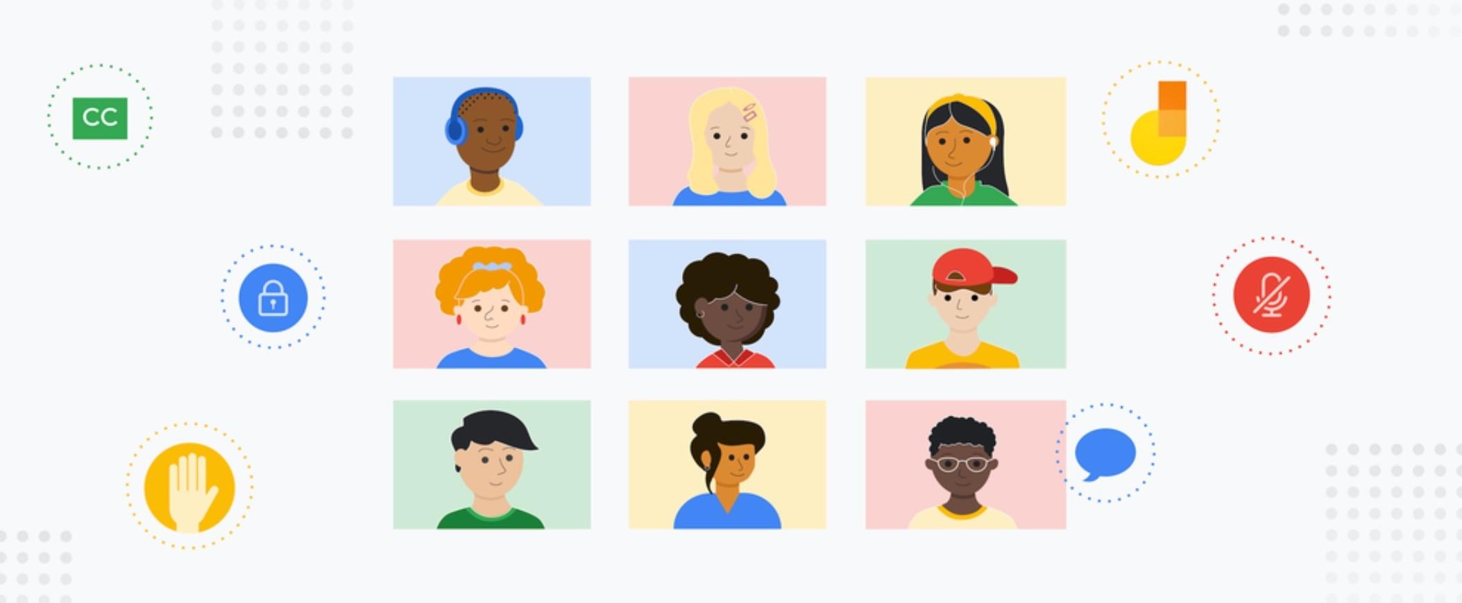 Google Meet wreszcie przestanie być zacofany względem Zooma 18 Google Meet