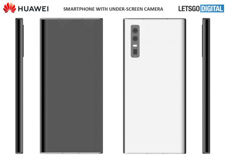 Prawie żadnych przycisków fizycznych i aparat pod ekranem. To przyszłość smartfonów Huawei 19