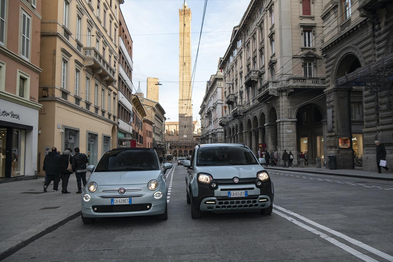 Hybrydy Fiata automatycznie włączą tryb elektryczny w centrach miast 22