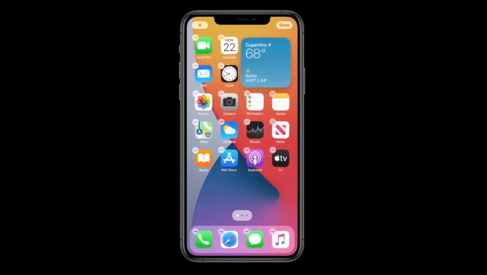 iOS 14 już oficjalnie! Widżety, Picture in Picture, cyfrowy kluczyk i wiele więcej 20