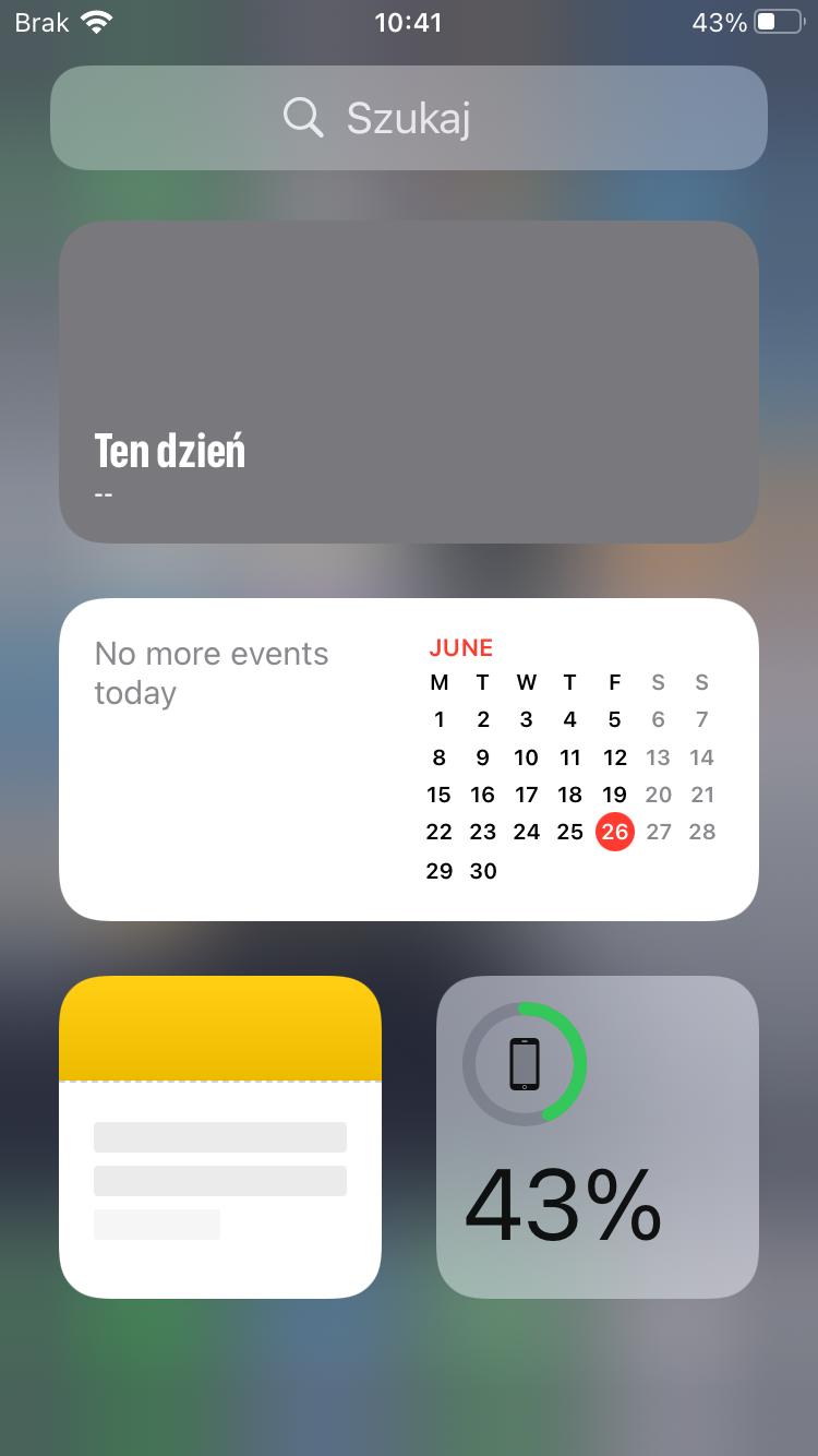 iOS 14 na starszym iPhone - to nie musi być dobry pomysł (wrażenia po instalacji) 21
