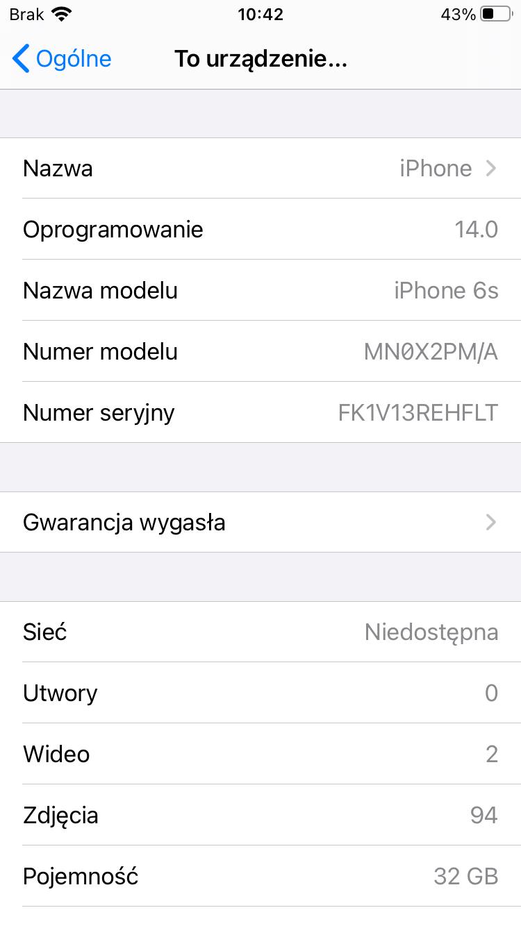 iOS 14 na starszym iPhone - to nie musi być dobry pomysł (wrażenia po instalacji) 27