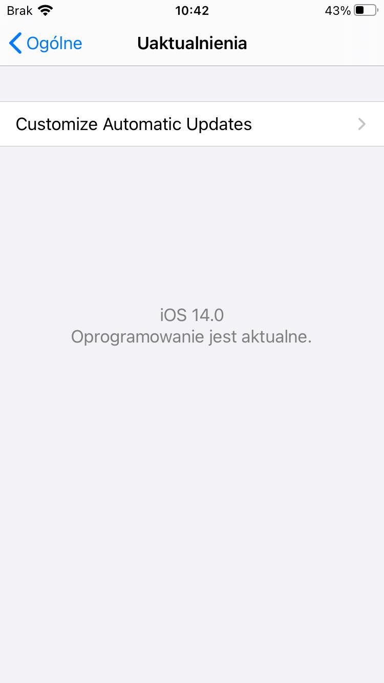 iOS 14 na starszym iPhone - to nie musi być dobry pomysł (wrażenia po instalacji) 28