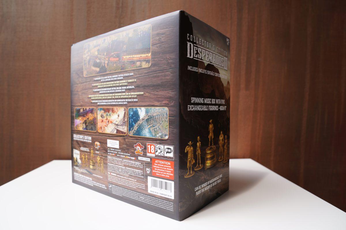 Desperados III - unboxing edycji kolekcjonerskiej 22