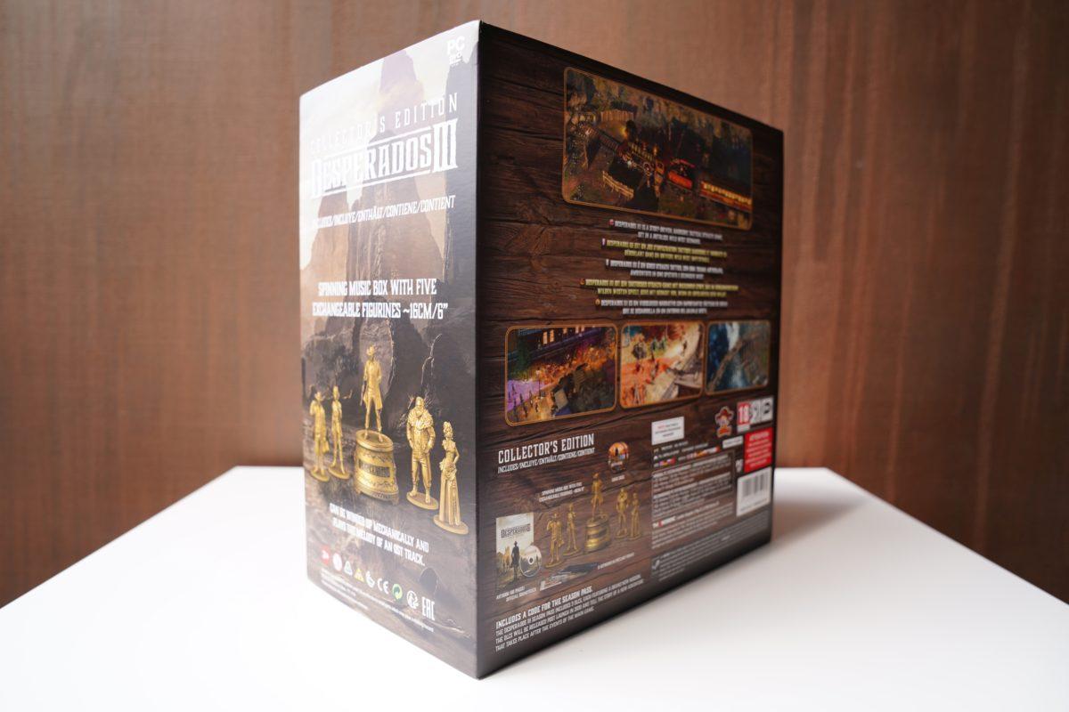 Desperados III - unboxing edycji kolekcjonerskiej 23