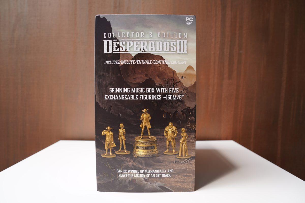 Desperados III - unboxing edycji kolekcjonerskiej 26