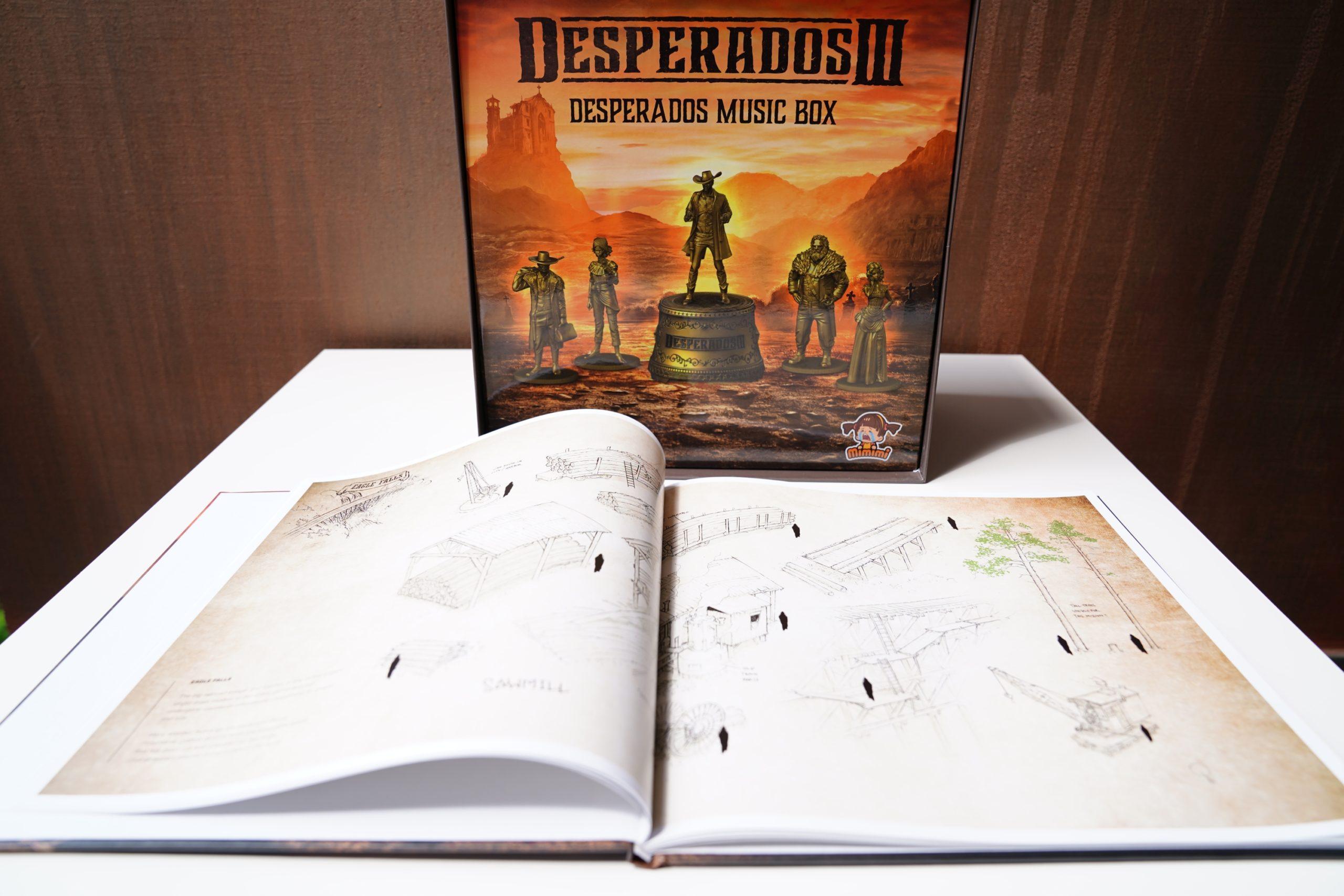 Desperados III - unboxing edycji kolekcjonerskiej 28