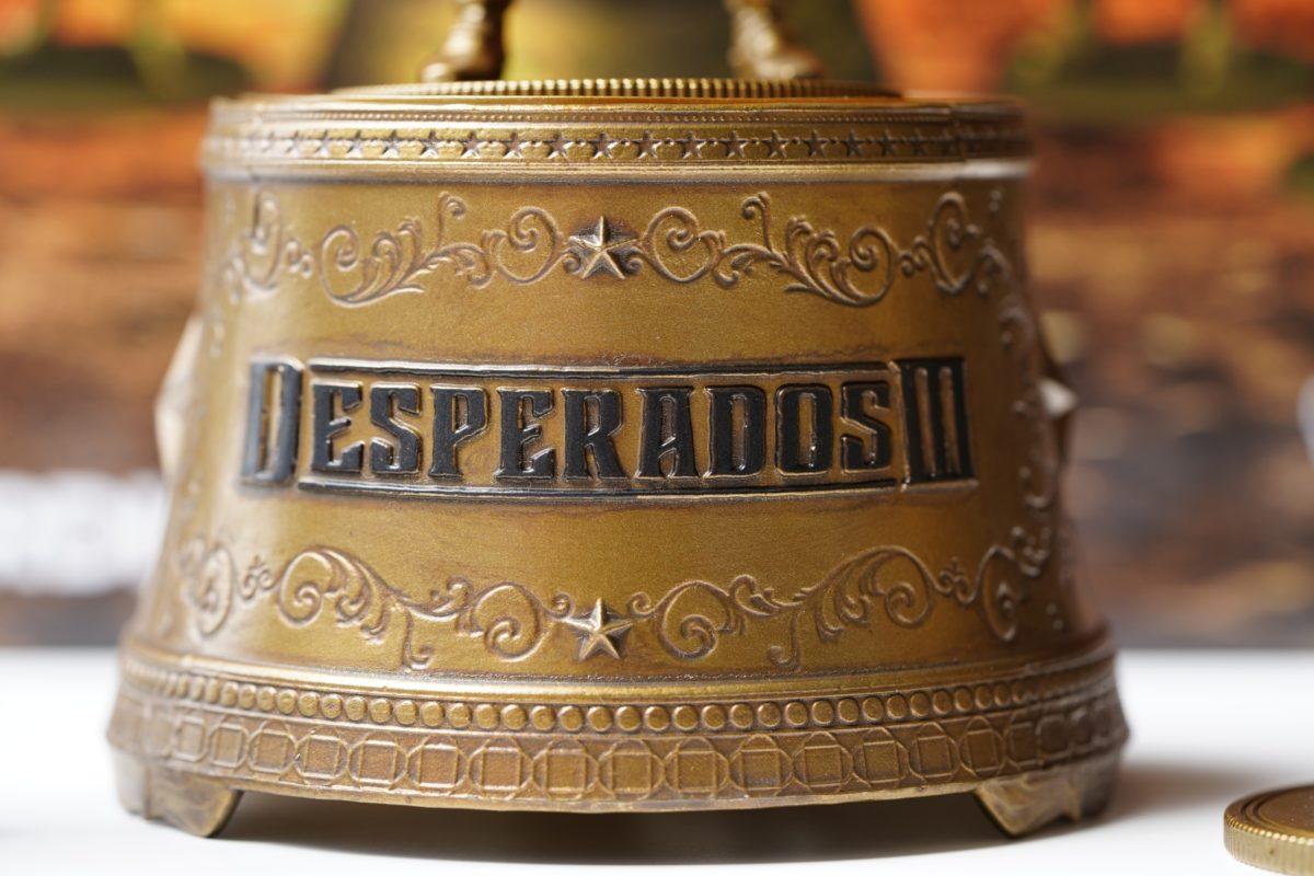 Desperados III - unboxing edycji kolekcjonerskiej 40