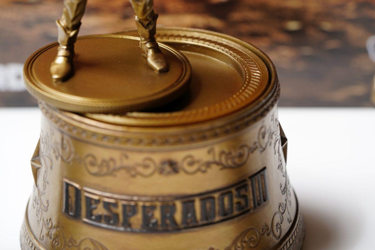 Desperados III - unboxing edycji kolekcjonerskiej 41
