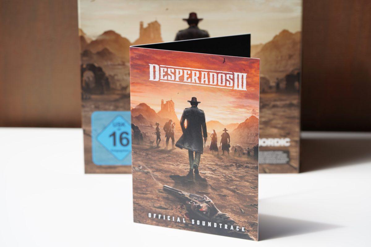Desperados III - unboxing edycji kolekcjonerskiej 43