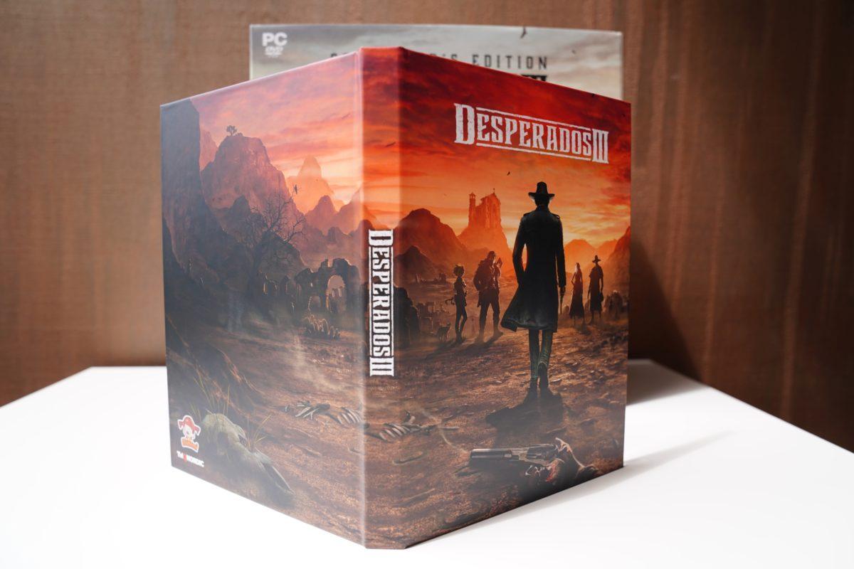 Desperados III - unboxing edycji kolekcjonerskiej 44