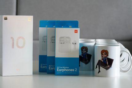 Konkurs! Do wygrania Xiaomi Mi 10, trzy pary słuchawek TWS i dziesięć kubków Tabletowo! 21