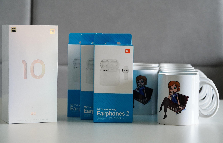Konkurs! Do wygrania Xiaomi Mi 10, trzy pary słuchawek TWS i dziesięć kubków Tabletowo! 19