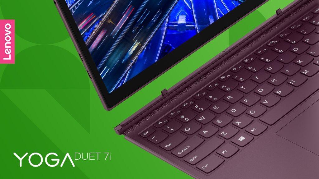 """Atak wymierzony w Surface Pro. Oto nowe urządzenia """"2 w 1"""" od Lenovo 21"""