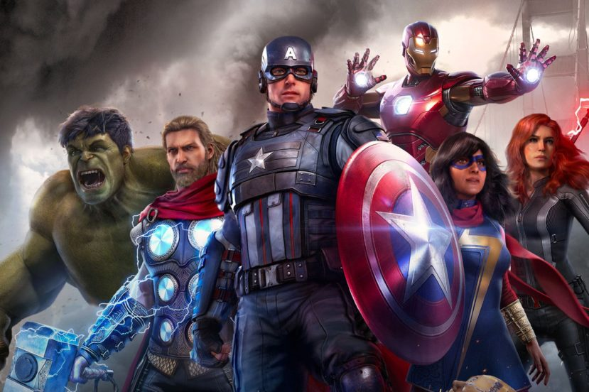 """Wrażenia z bety Marvel's Avengers. Superbohaterzy bez pierwiastka """"super"""" 73"""