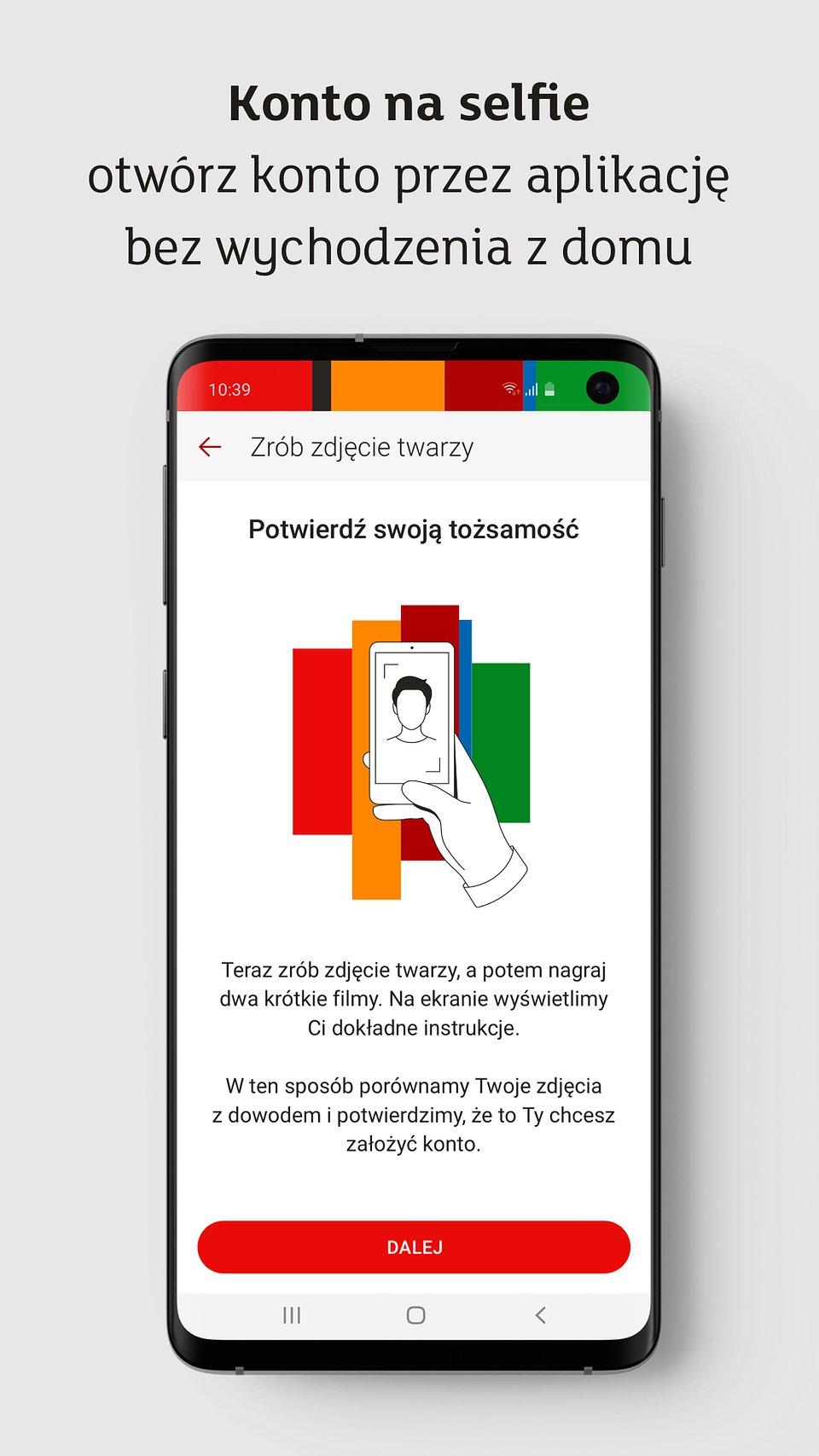 Aplikacja mBank umożliwi logowanie rozpoznawaniem twarzy na Androidach 19
