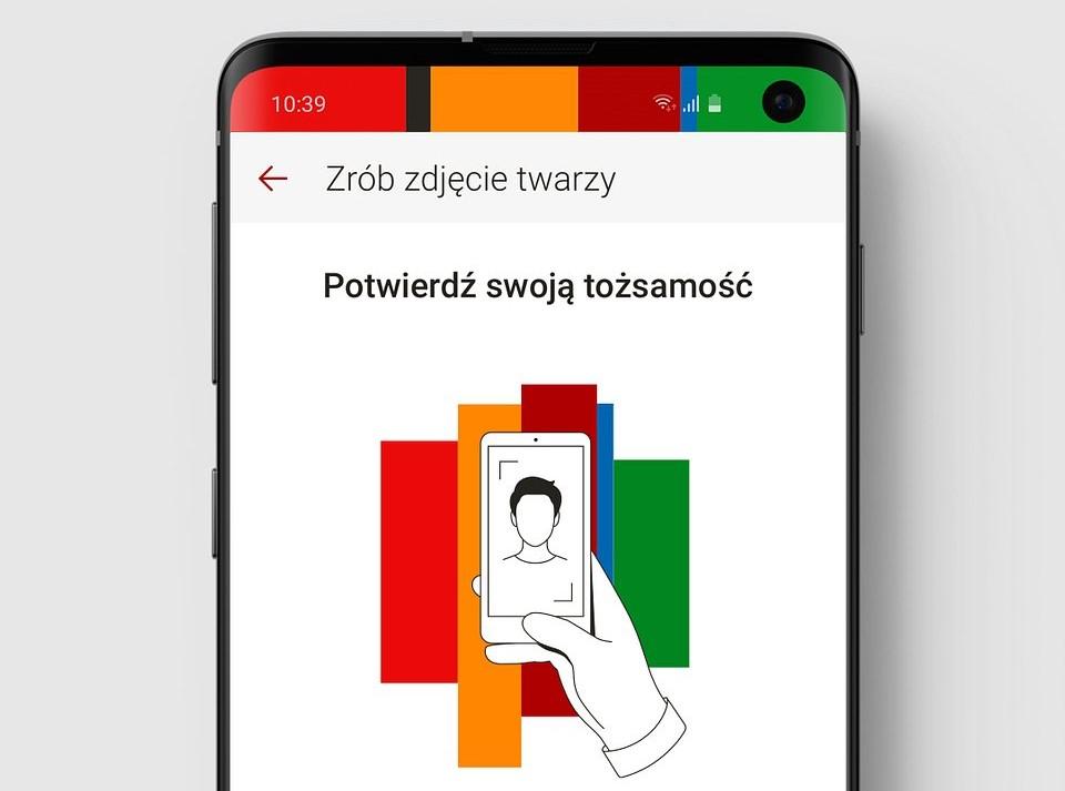 Aplikacja mBank umożliwi logowanie rozpoznawaniem twarzy na Androidach 26