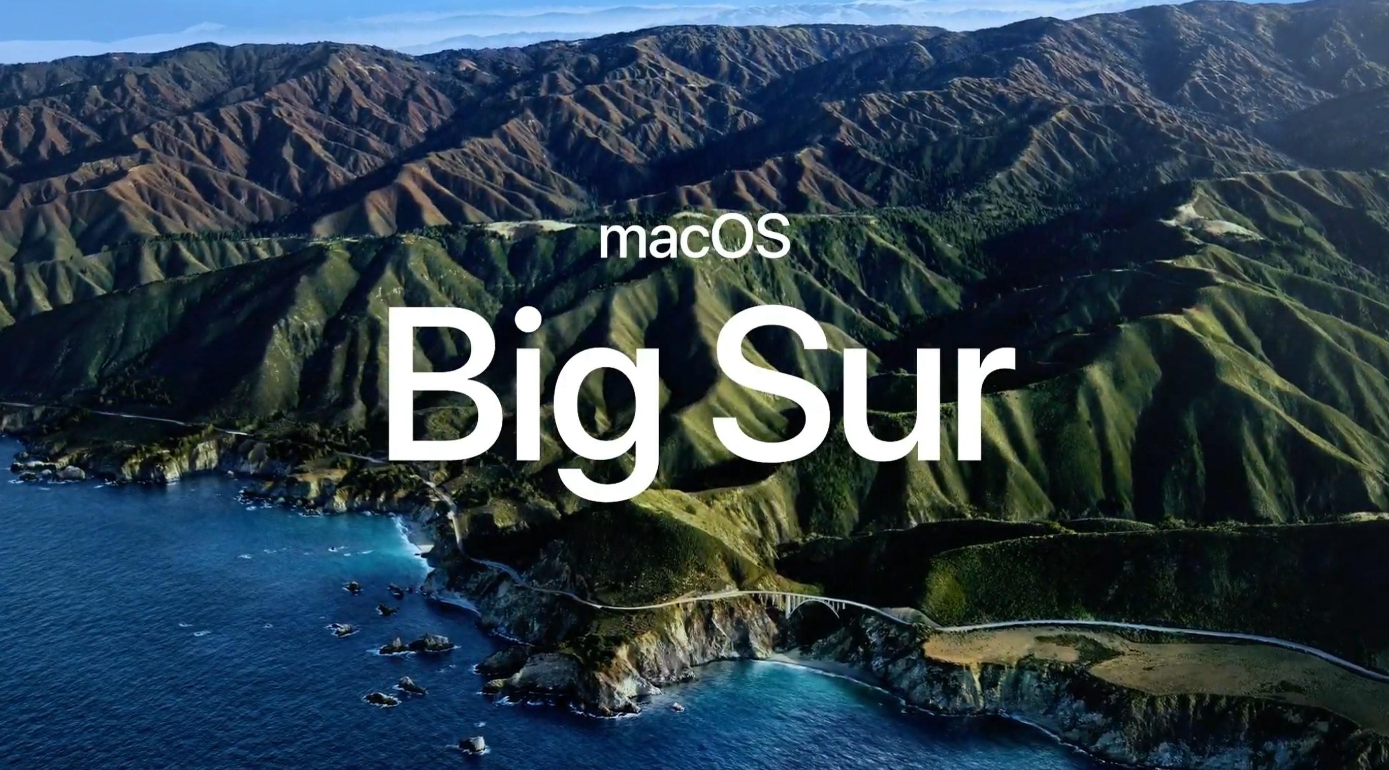"""""""Największa zmiana"""" w macOS od 10 lat. Powitajcie Big Sur 19"""