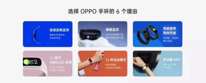 Oppo rzuca rękawicę Xiaomi i prezentuje opaski sportowe