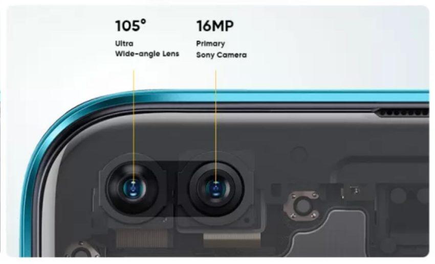 Odpadł zoom i zrobiło się taniej. Premiera Realme X3