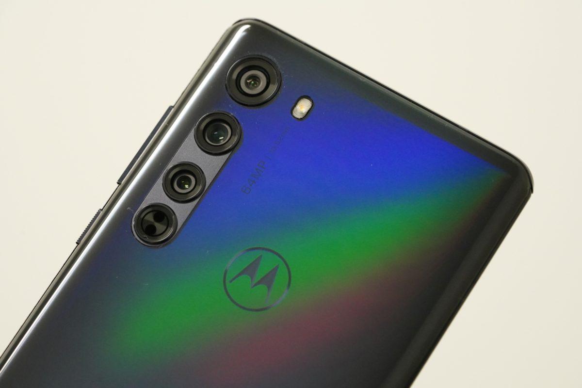 Motorola Edge - recenzja nieziemskiego smartfona 240