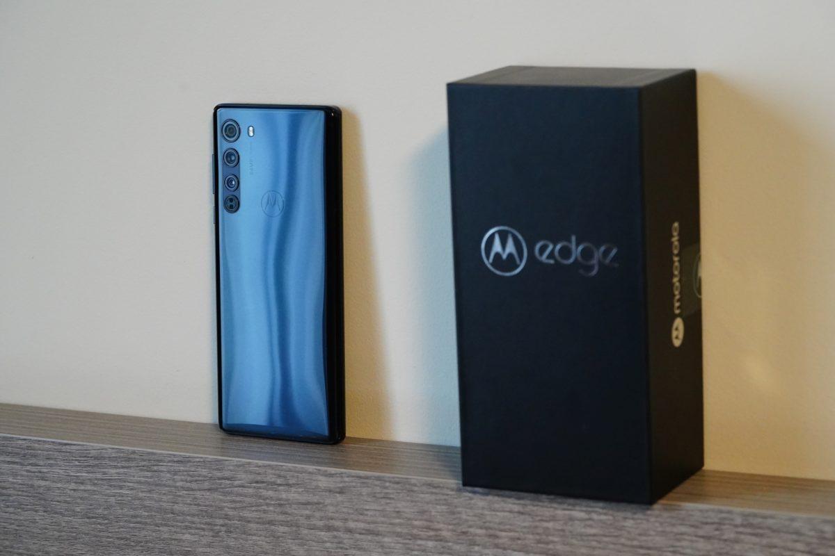 Motorola Edge - recenzja nieziemskiego smartfona 18