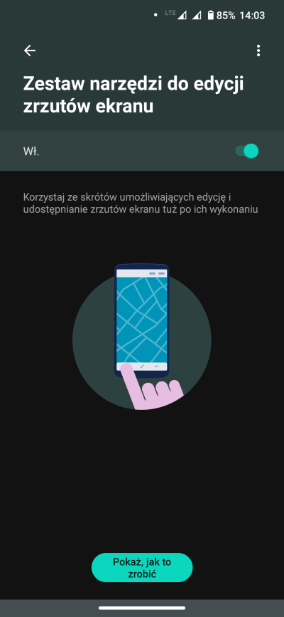 Motorola Edge - recenzja nieziemskiego smartfona 82