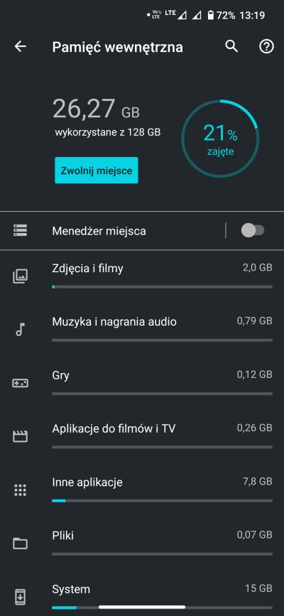 Motorola Edge - recenzja nieziemskiego smartfona 88