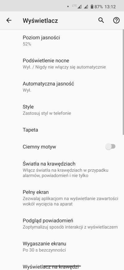 Motorola Edge - recenzja nieziemskiego smartfona 77