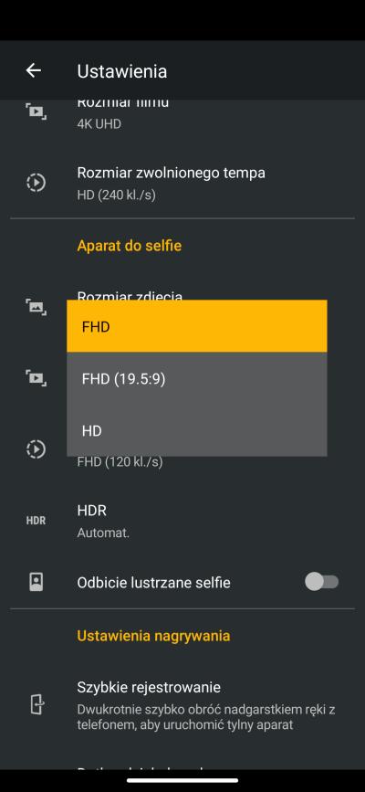 Motorola Edge - recenzja nieziemskiego smartfona 158
