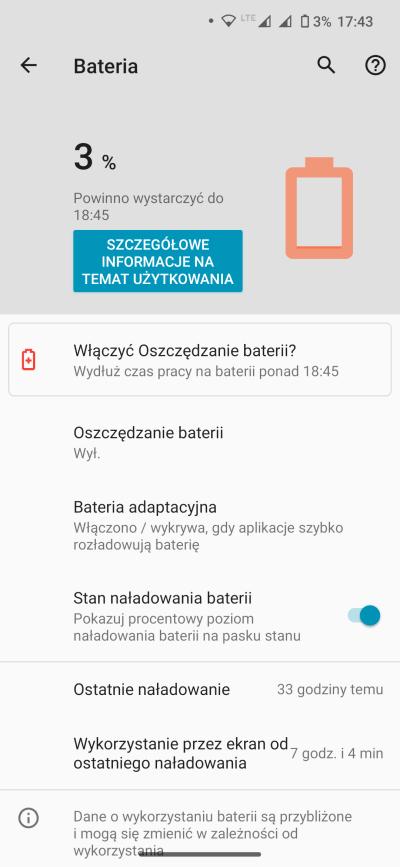 Motorola Edge - recenzja nieziemskiego smartfona 128