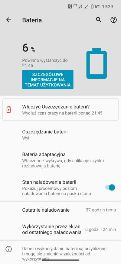 Motorola Edge - recenzja nieziemskiego smartfona 130