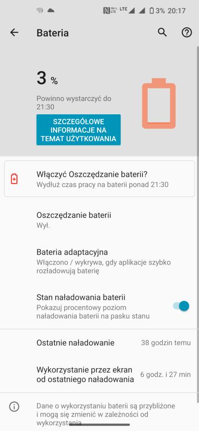 Motorola Edge - recenzja nieziemskiego smartfona 132