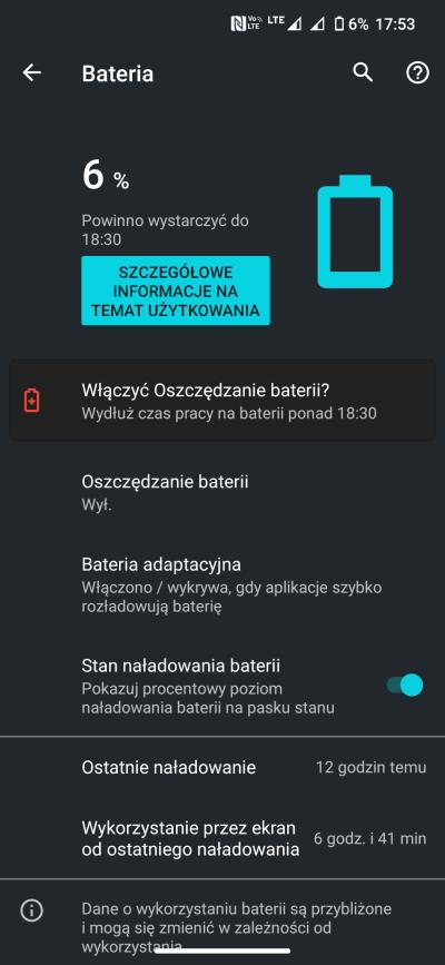 Motorola Edge - recenzja nieziemskiego smartfona 140