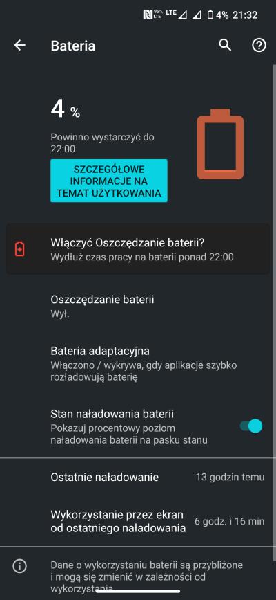 Motorola Edge - recenzja nieziemskiego smartfona 142