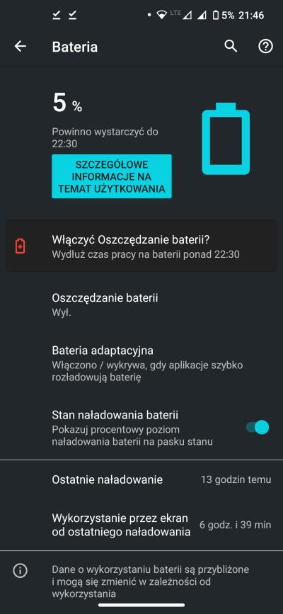 Motorola Edge - recenzja nieziemskiego smartfona 144