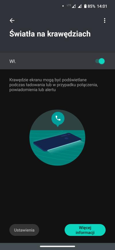 Motorola Edge - recenzja nieziemskiego smartfona 60