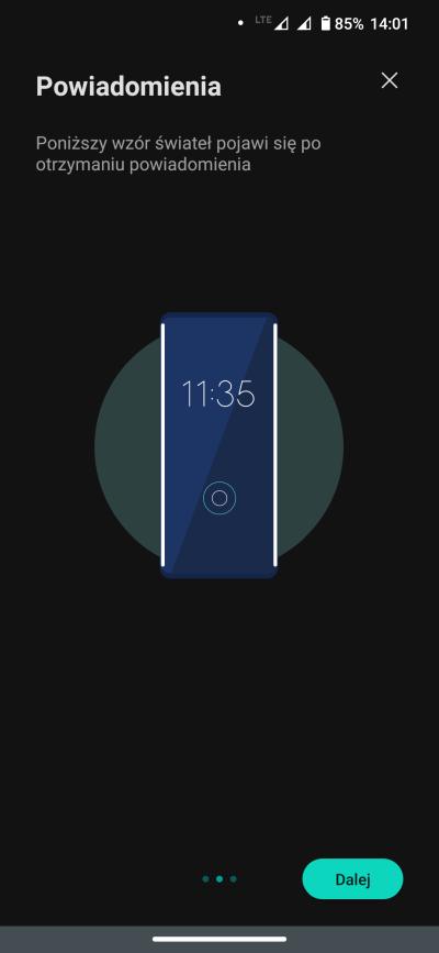 Motorola Edge - recenzja nieziemskiego smartfona 62