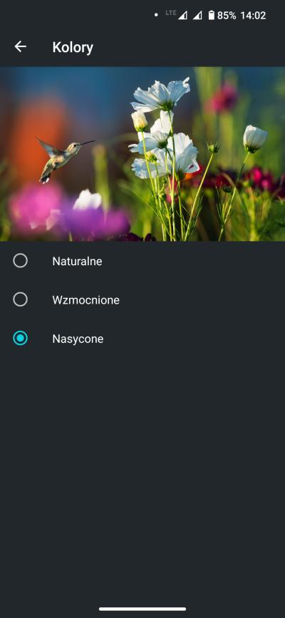 Motorola Edge - recenzja nieziemskiego smartfona 43