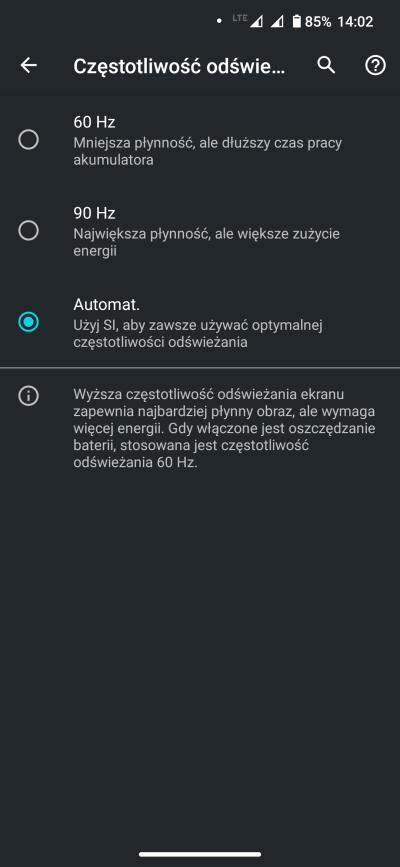 Motorola Edge - recenzja nieziemskiego smartfona 44