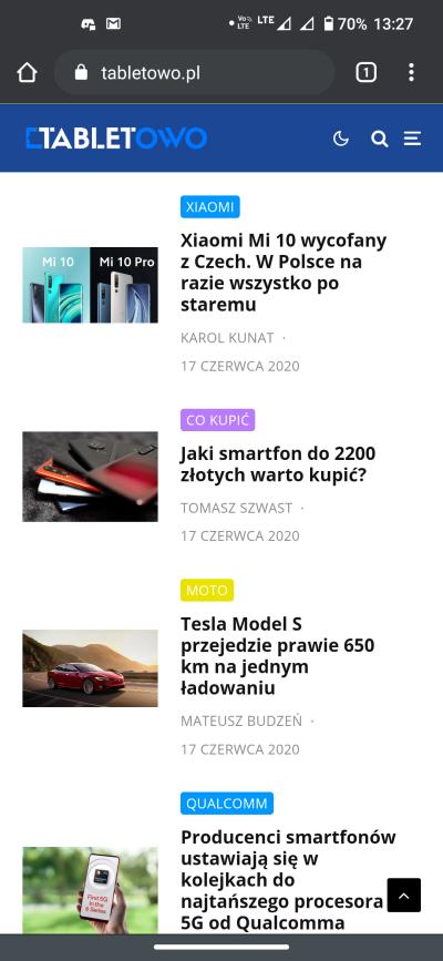 Motorola Edge - recenzja nieziemskiego smartfona 49