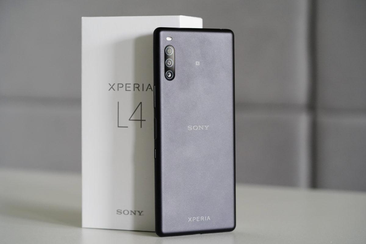 Recenzja Sony Xperia L4 - niby tanio, ale... wciąż za drogo