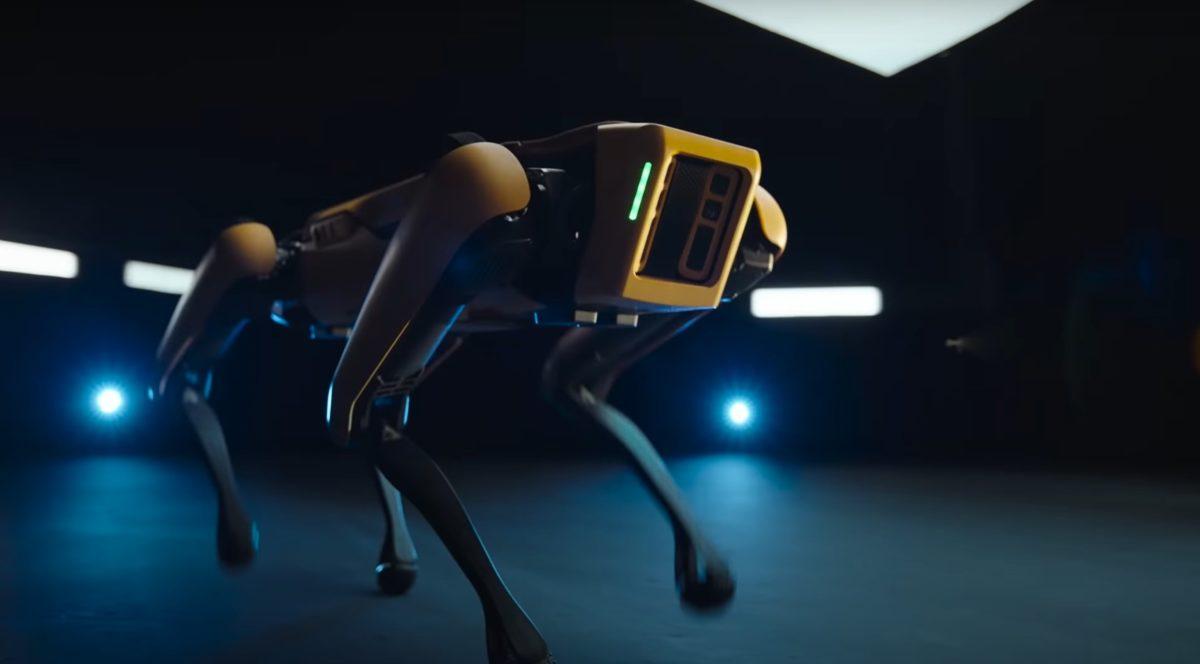 Kup sobie robota kroczącego. Za marne 74 tys. dolarów 19 spot
