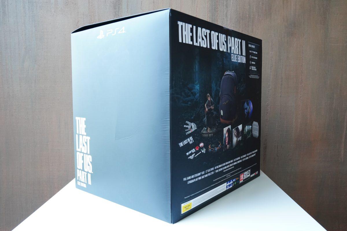 The Last of Us Part II Ellie Edition - unboxing limitowanej edycji kolekcjonerskiej! 5 the last of us part ii